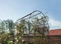 Садовая арка Найди. Разборная контрукция