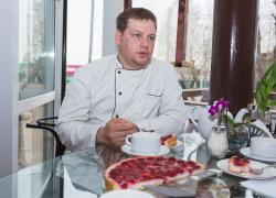 Тюнюков Дмитрий - шеф повар кафе