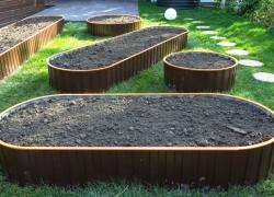 Создание декоративного огорода