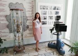 Награды ГТРК и камера-раритет