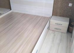 Удобная кровать по индивидуальному проекту.