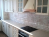 Кухня в классическом стиле. Фасады из массива дерева