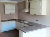 кухня П образная в классическом стиле