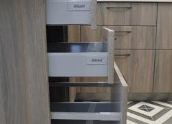 Кухонные ящики с фурнитурой Blum