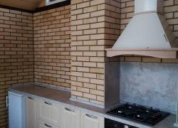 Кухня на открытой веранде