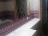 Большая столешница из искусственного камня для ванной