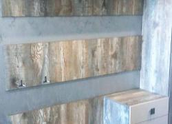 Интересный и необычный цвет ЛДСП: бетон пайн экзотик+бежевый песок