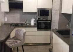 Проект небольшой кухни для небольшого
