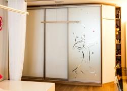 Шкаф купе для Виталины Буниной