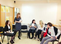 Долганова Анастасия - преподаватель Школы Практической Психологии