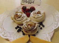 Калашникова Светлана - Яблочное удовольствие (3 место)