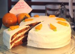 Гизатуллина Диляра - Американский морковный пирог (6 место)
