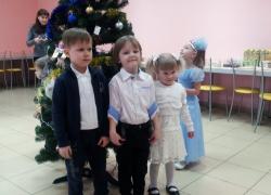 новогодний утренник для детей Найди