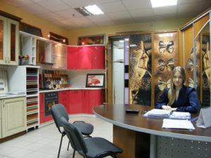 Открытие салона в СЦ «Хозяйственной базе»