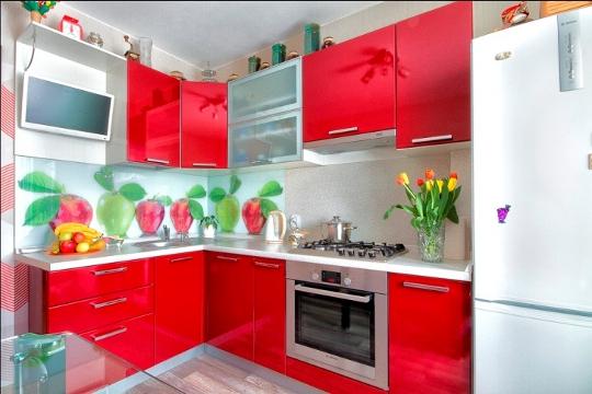 Компания Найди производит кухни на заказ по индивидуальным размерам