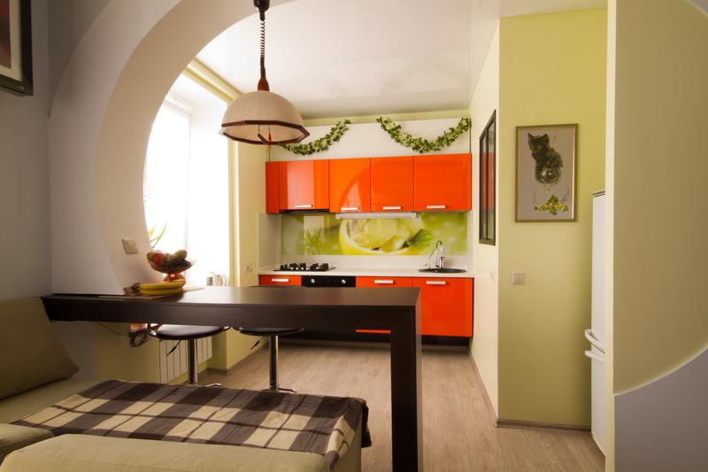 Кухня стиля модерн, Найди-мебель, Ижевск