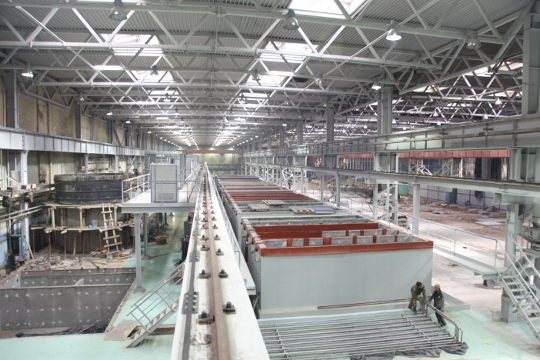 Найди на рынке Ижевска с 1997 года.  Компания имеет собственные производственные площади 23 000 м2. Количество персонала в холдинге Найди -  645 человек